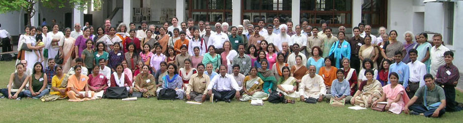 IPYC conference, 12-12-2004, Group Photo